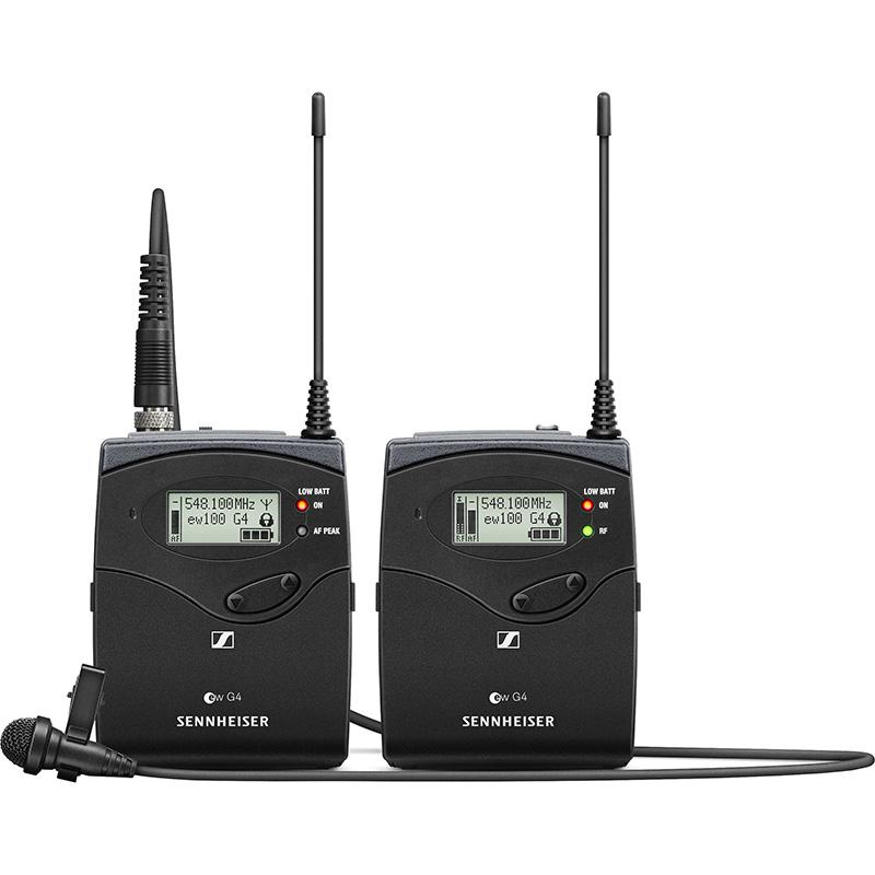 Sennheiser ew 112P G4-B wireless system