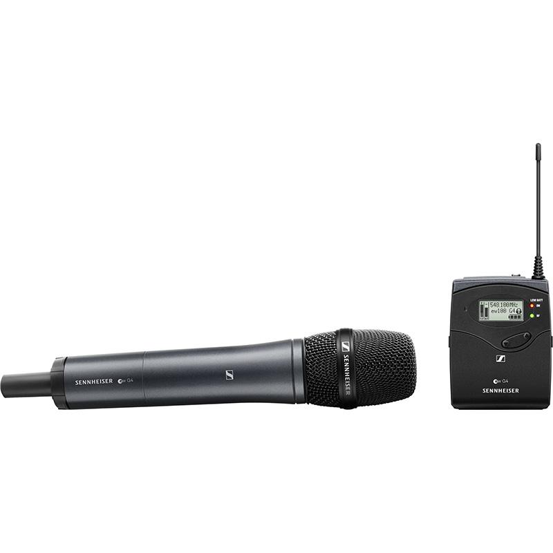 Sennheiser ew 135P G4-B wireless system