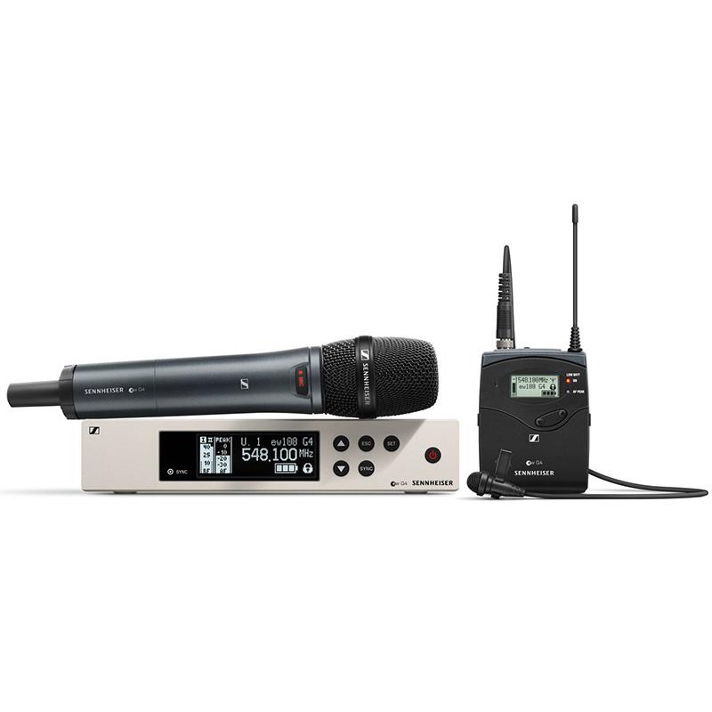 Sennheiser ew 300 G4-BASE COMBO-BW wireless microphone systems