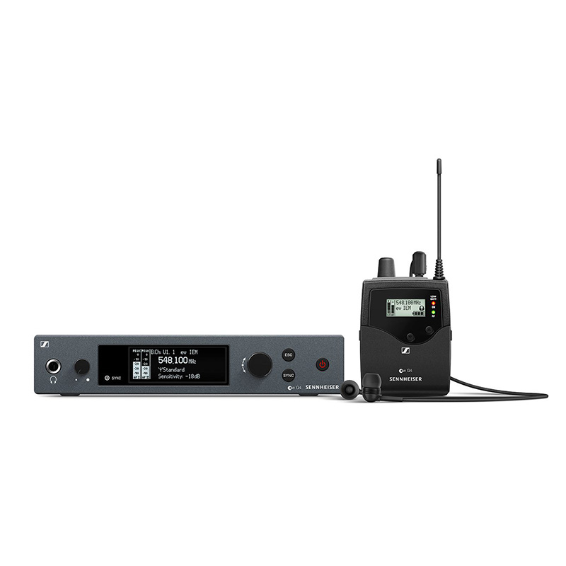 Sennheiser ew IEM G4-B wireless monitoring system