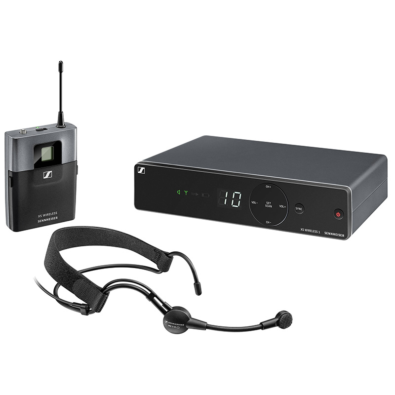 Sennheiser XSW 1-ME3-B bežični mikrofon
