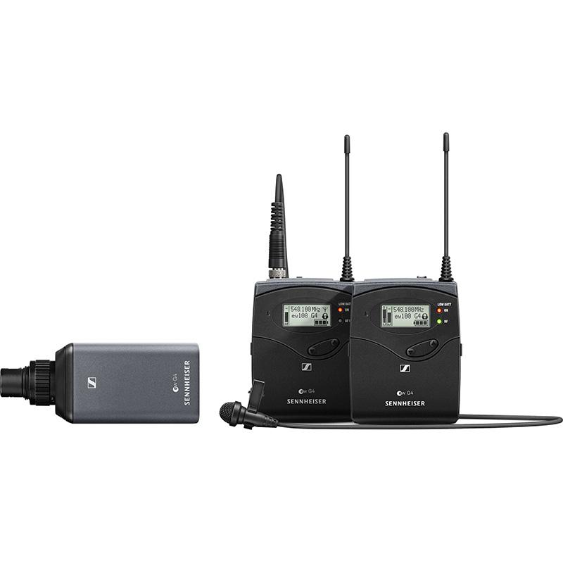 Sennheiser ew 100 ENG G4-B wireless system