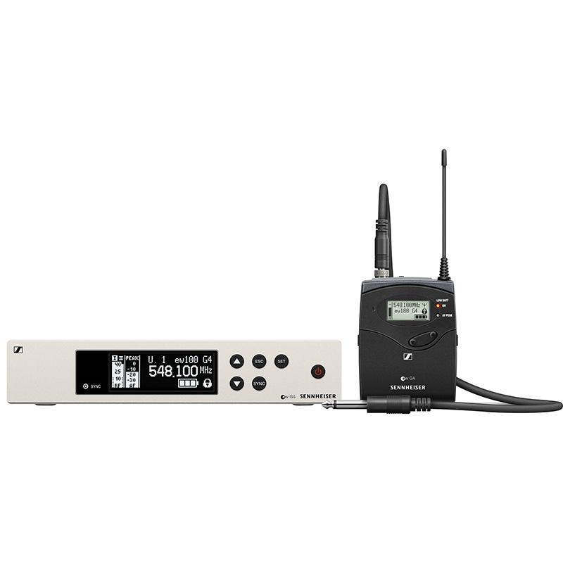 Sennheiser ew 100 G4-CI1-B wireless system