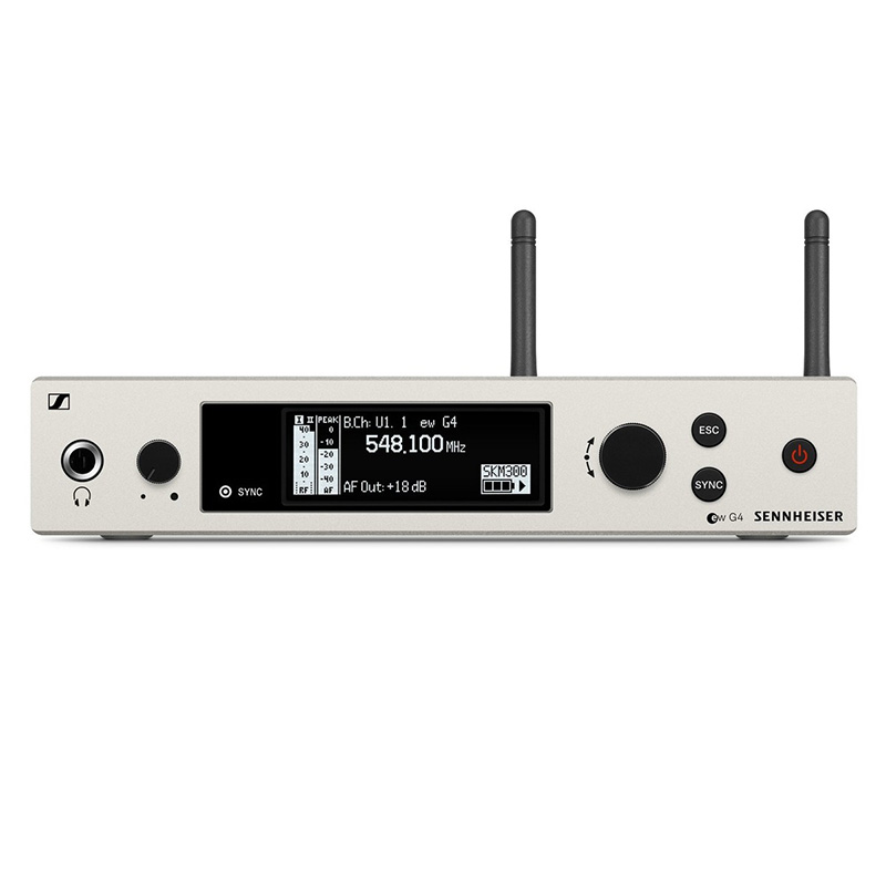Sennheiser ew 100 G4-ME2-B wireless system