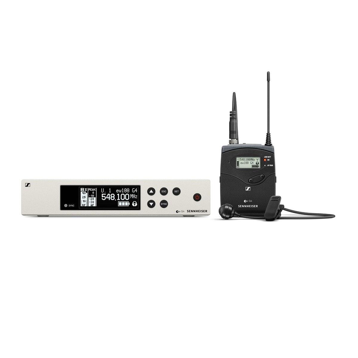 Sennheiser ew 100 G4-ME4-B wireless system