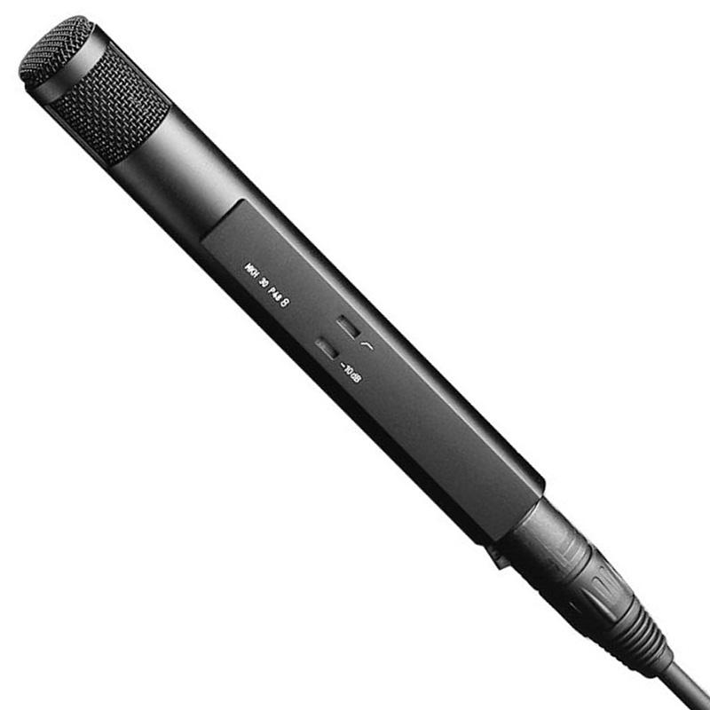 sennheiser-mkh-30-p48 mikrofon