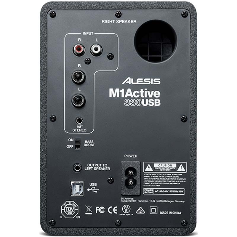Alesis M1 Active 330 USB studijski monitori