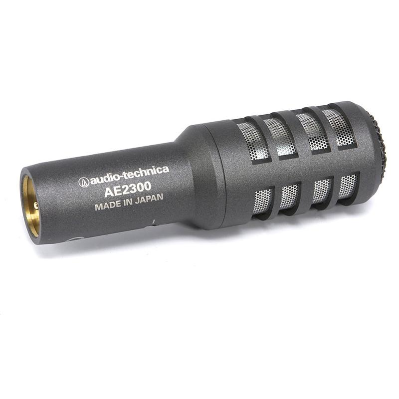 Audio-Technica AE2300 Cardioid Dynamic Instrument Microphone