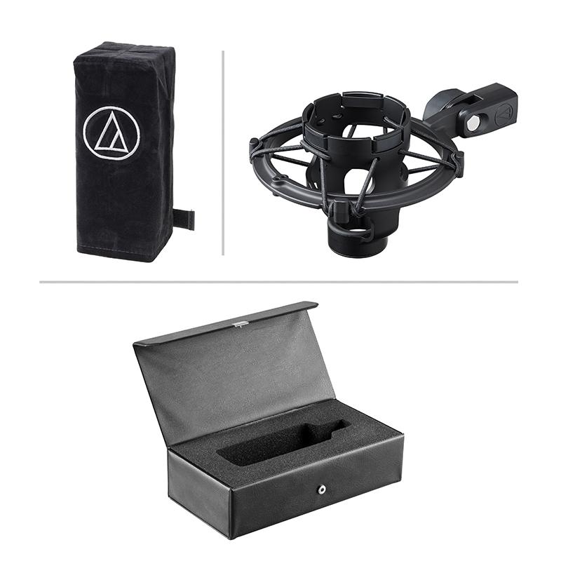 Audio-Technica AT4040 Kondenzatorski kardioidni mikrofon sa shock mount-om