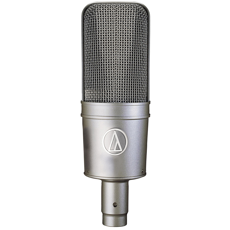 Audio-Technica AT4047SVSC Kondenzatorski kardioidni mikrofon sa AT8430 držačem