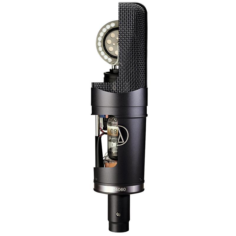 Audio-Technica AT4060 kondenzatorski kardioidni lampaški mikrofon sa AT8447 S