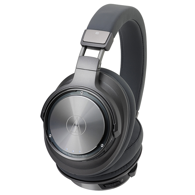 Audio-Technica ATH-DSR9BT Wireless Over-Ear Headphones with Pure Digital Drive