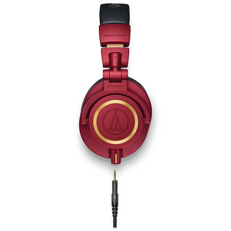 Audio-Technica ATH-M50x RD Profesionalne studijske monitorske slušalice