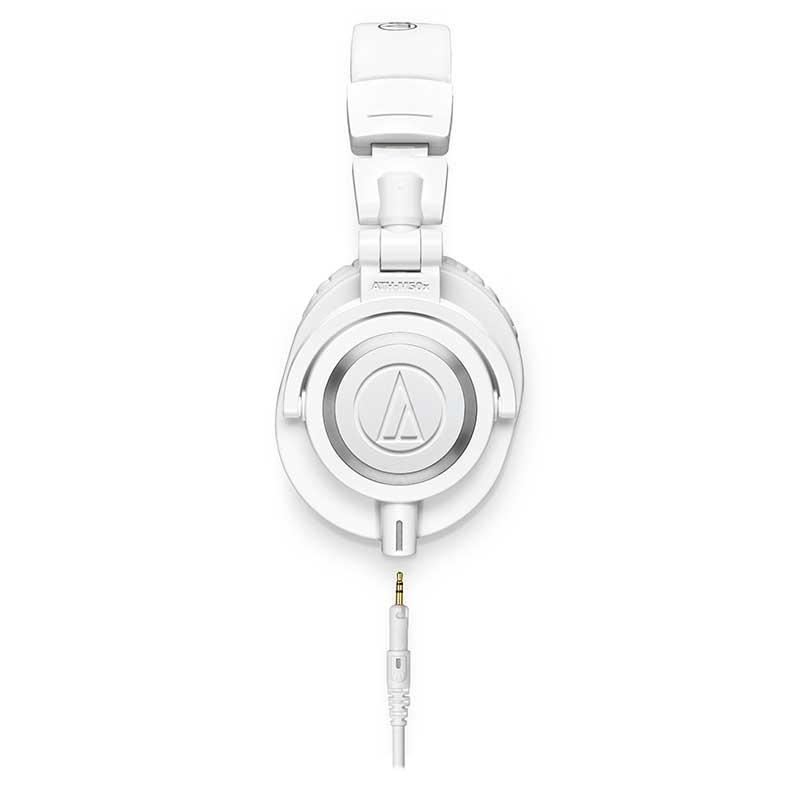 Audio-Technica ATH-M50x WH Profesionalne studijske monitorske slušalice