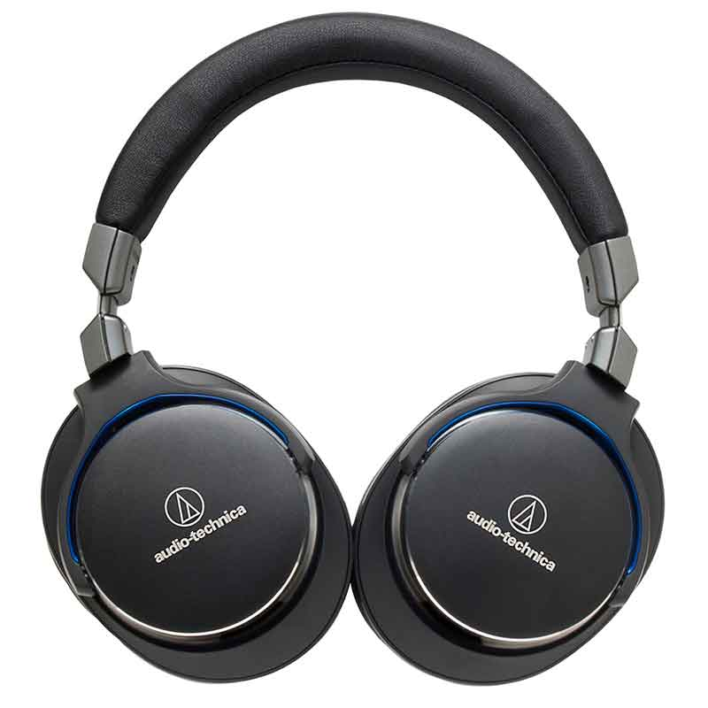 Audio-Technica ATH-MSR7 BK SonicPro™ Over-Ear High-Resolution Audio Headphones