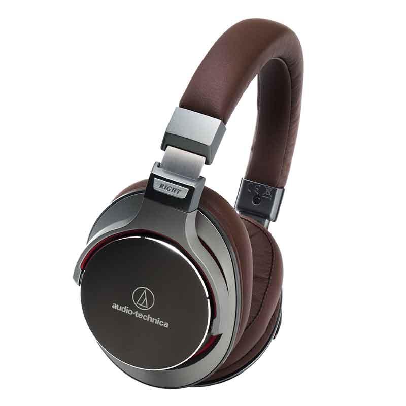 Audio-Technica ATH-MSR7 GM SonicPro™ Over-Ear High-Resolution Audio Headphones