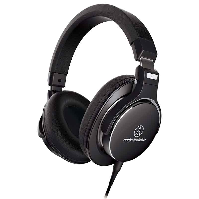 Audio-Technica ATH-MSR7NC SonicPro High Resolution Audio Active Noise-Cancelling Headphones