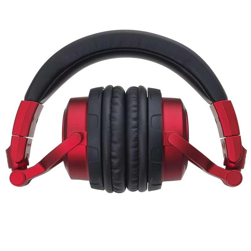 Audio-Technica ATH-PRO500MK2 RD Profesionalne DJ monitorske slušalice – crvene