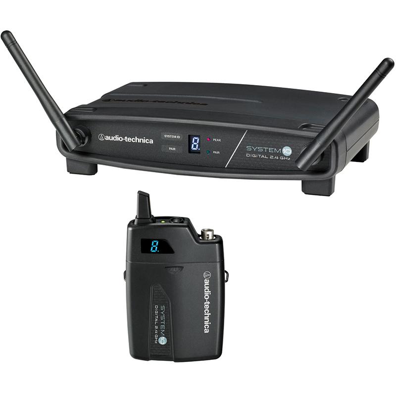 Audio-Technica ATW-1101 beltpack digital wireless system