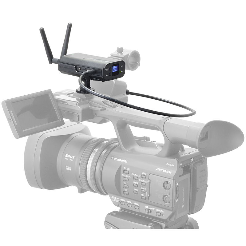 Audio-Technica ATW-1702 System 10 camera-mount wireless system