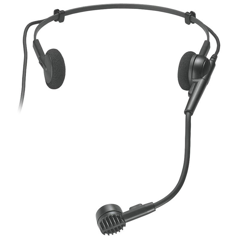 Audio-Technica ATW-2110a/HC1 Wireless Set w ATM75cW Condenser Microphone
