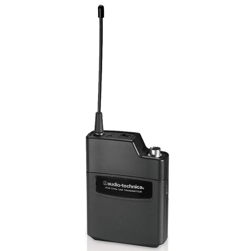 Audio-Technica ATW-2110a W. Set w Uni-Pak Receiver/Transmitter