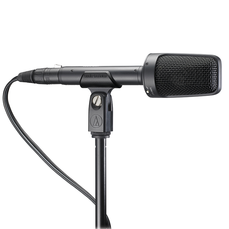 Audio-Technica  BP4025-F Kondenzatorski stereo X/Y field recording mikrofon sa BPF