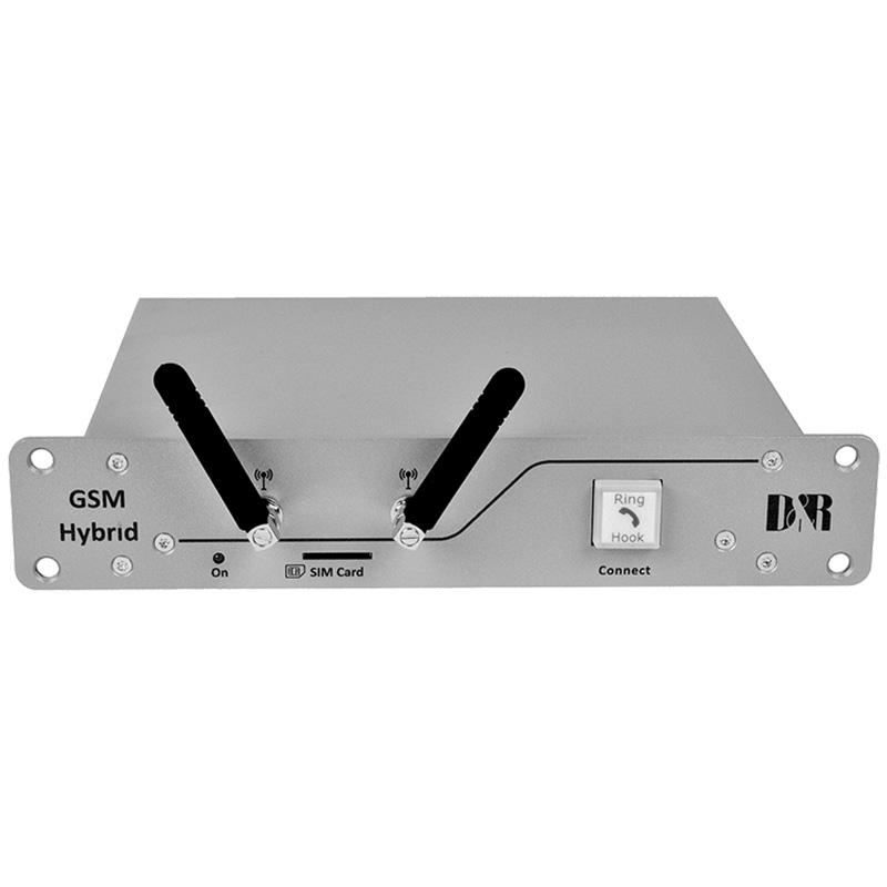 D&R GSM Hybrid aktivni telefonski hibrid