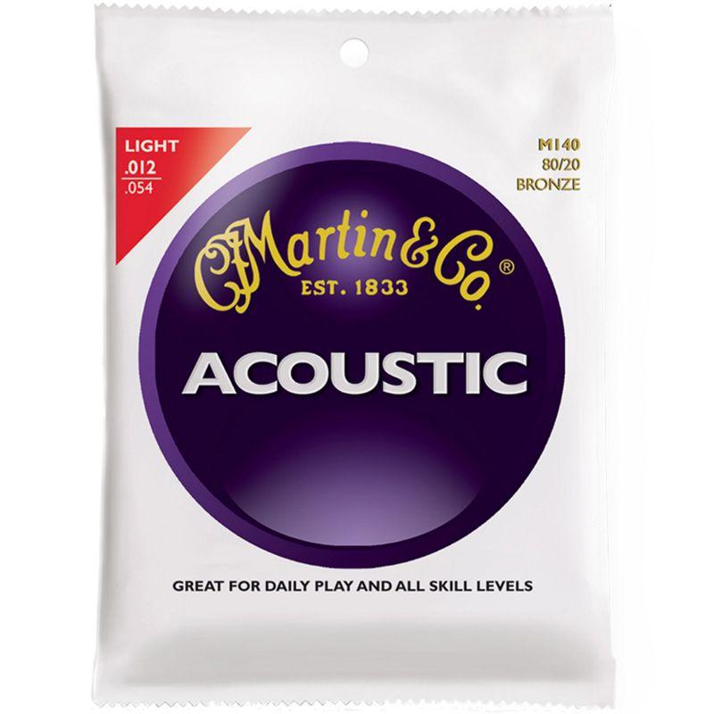 Martin M140 012 žice za akustičnu gitaru
