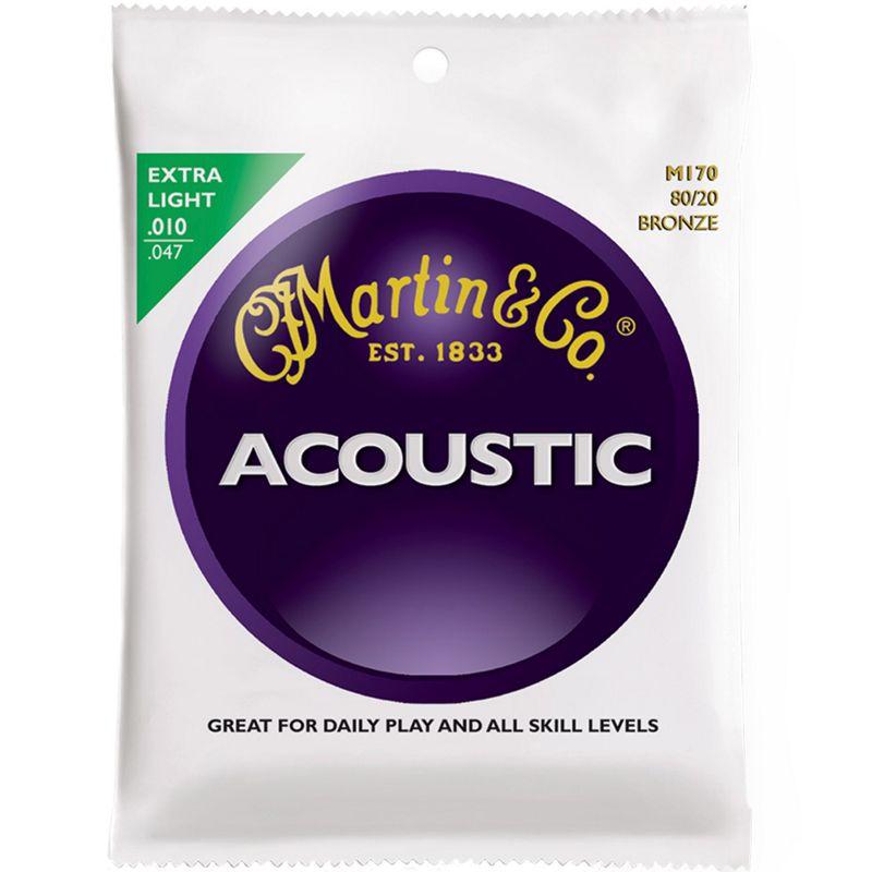 Martin M170 010 žice za akustičnu gitaru