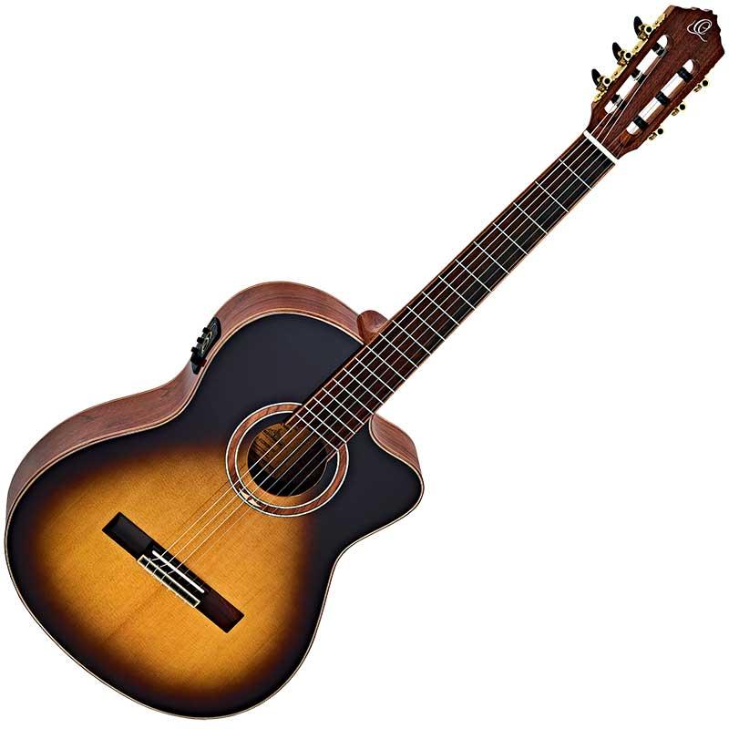 Ortega RCE158SN-TSB klasična gitara