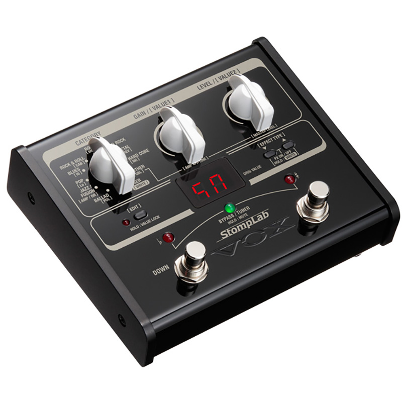 VOX StompLab 1 Effects Pedala