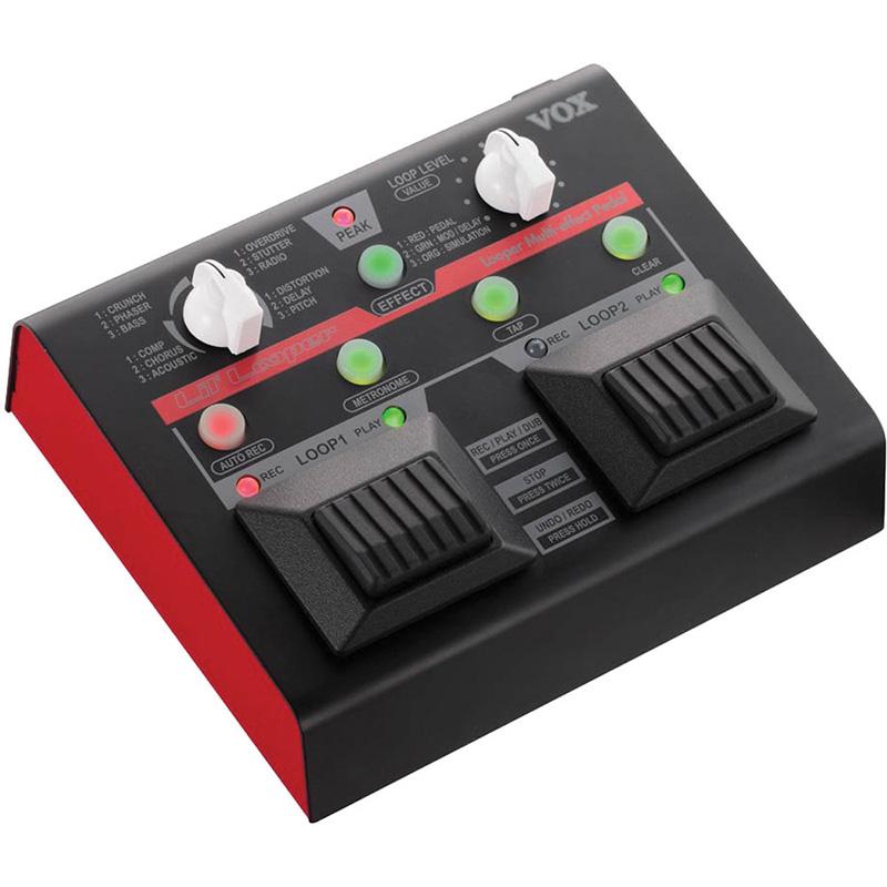 Vox Lil' Looper Multi-effects Pedal