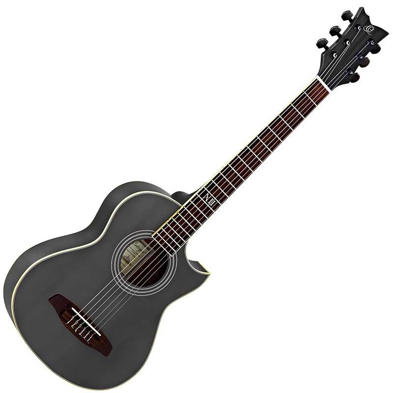 Ortega NL-WALKER-BK klasična gitara