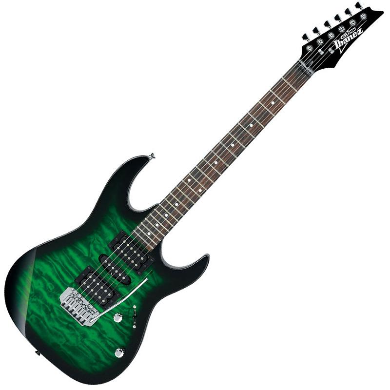 Ibanez GRX70QA-TEB električna gitara