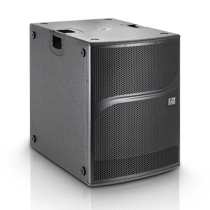 LD Systems DDQ SUB 18 active PA Subwoofer with DSP