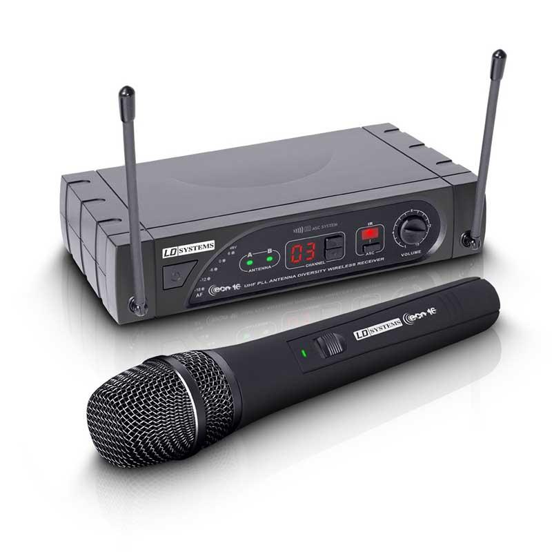 LD Systems ECO 16 HHD bežični mikrofon