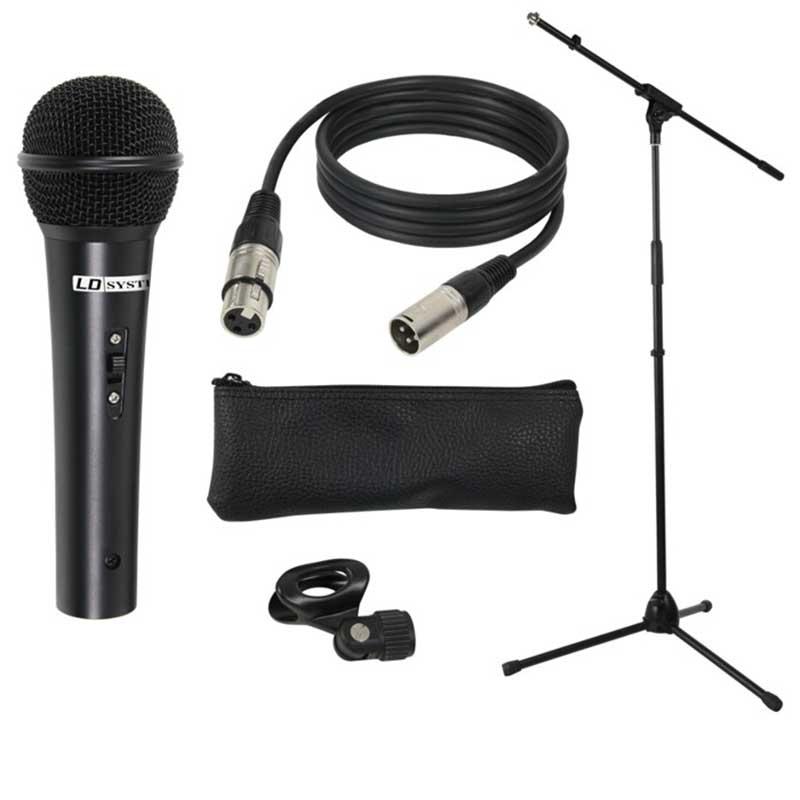 LD Systems MIC SET 1 mikrofonski set