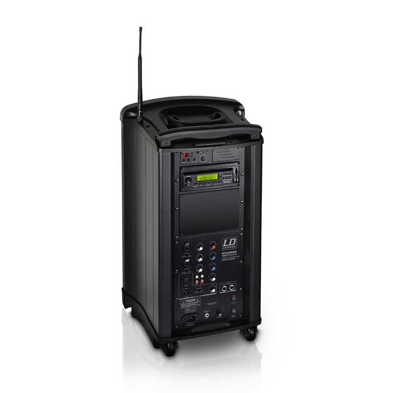 LD Systems ROADMAN 102 B6 portabl aktivni sistem na baterije