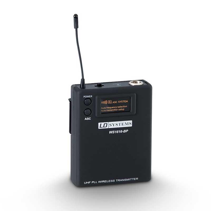LD Systems ROADBOY 65 HS B6 portabl aktivni sistem na baterije