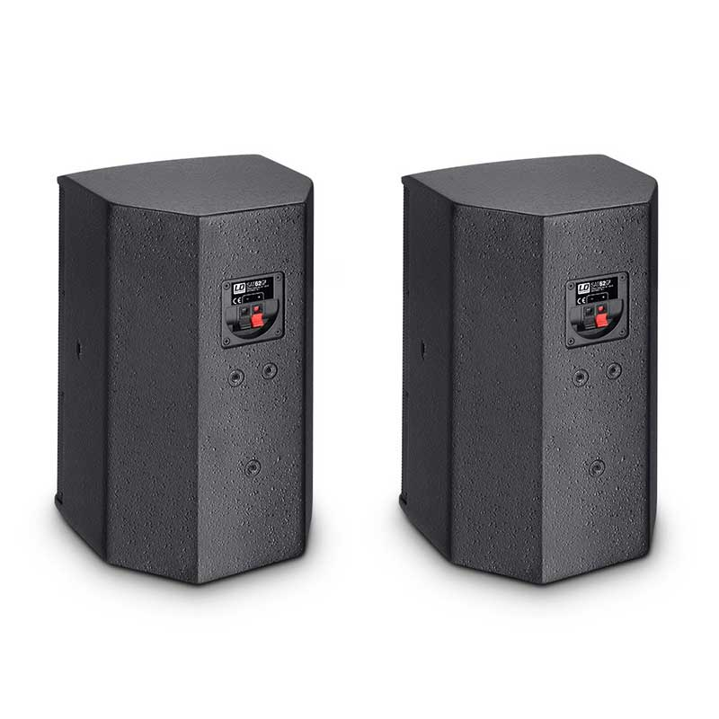 LD Systems SAT 62 G2 6.5″ Installation Monitor passive black (pair)