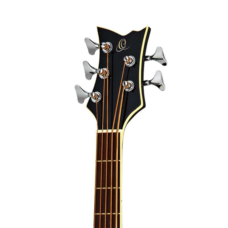 Ortega D1-5LE-BK akustična bas gitara