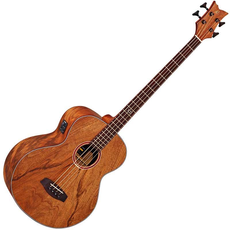 Ortega D3NC-4 akustična bas gitara