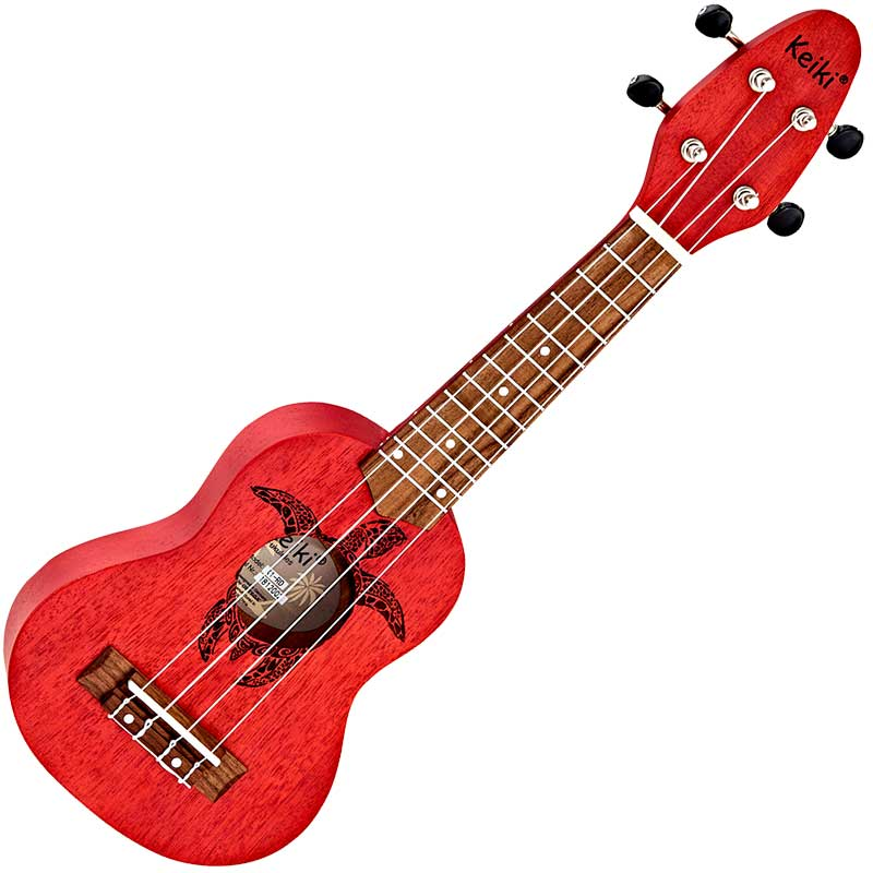 Ortega K1-RD ukulele