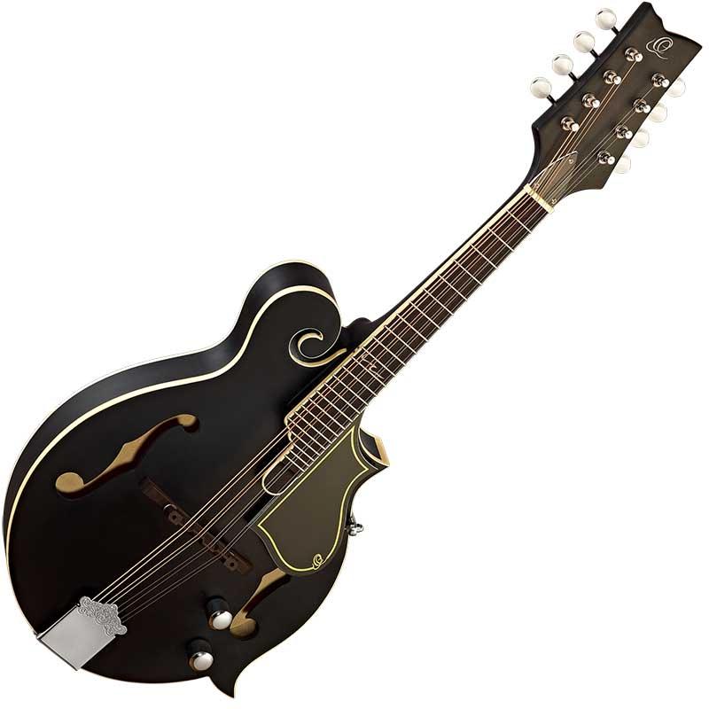 Ortega RMFE40SBK mandolina
