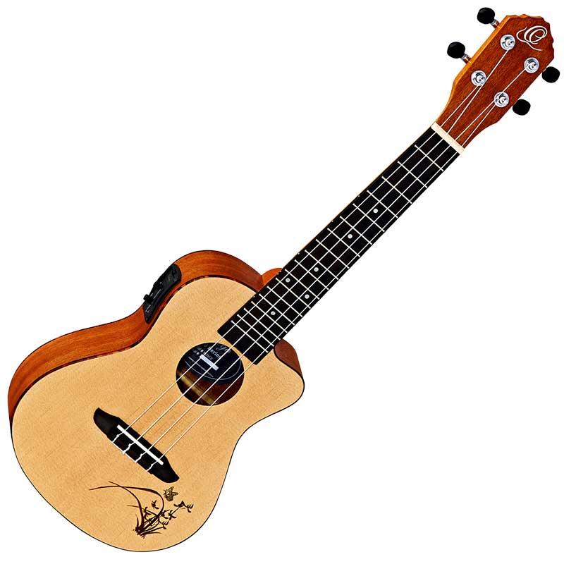 Ortega RU5CE ukulele sa ozvukom