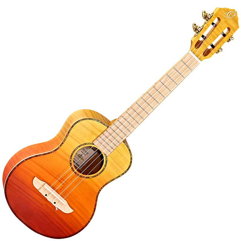 Ortega RUPR-TQB ukulele