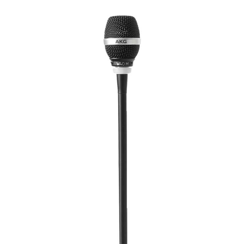 AKG CGN 341 E reference gooseneck mikrofon