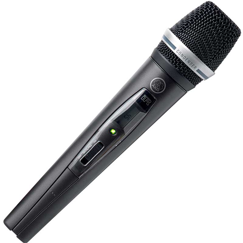 akg ht 470 c5 professional wireless handheld mikrofon music media centar. Black Bedroom Furniture Sets. Home Design Ideas