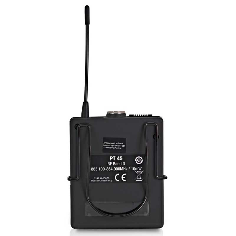AKG PT 45 wireless body-pack transmitter